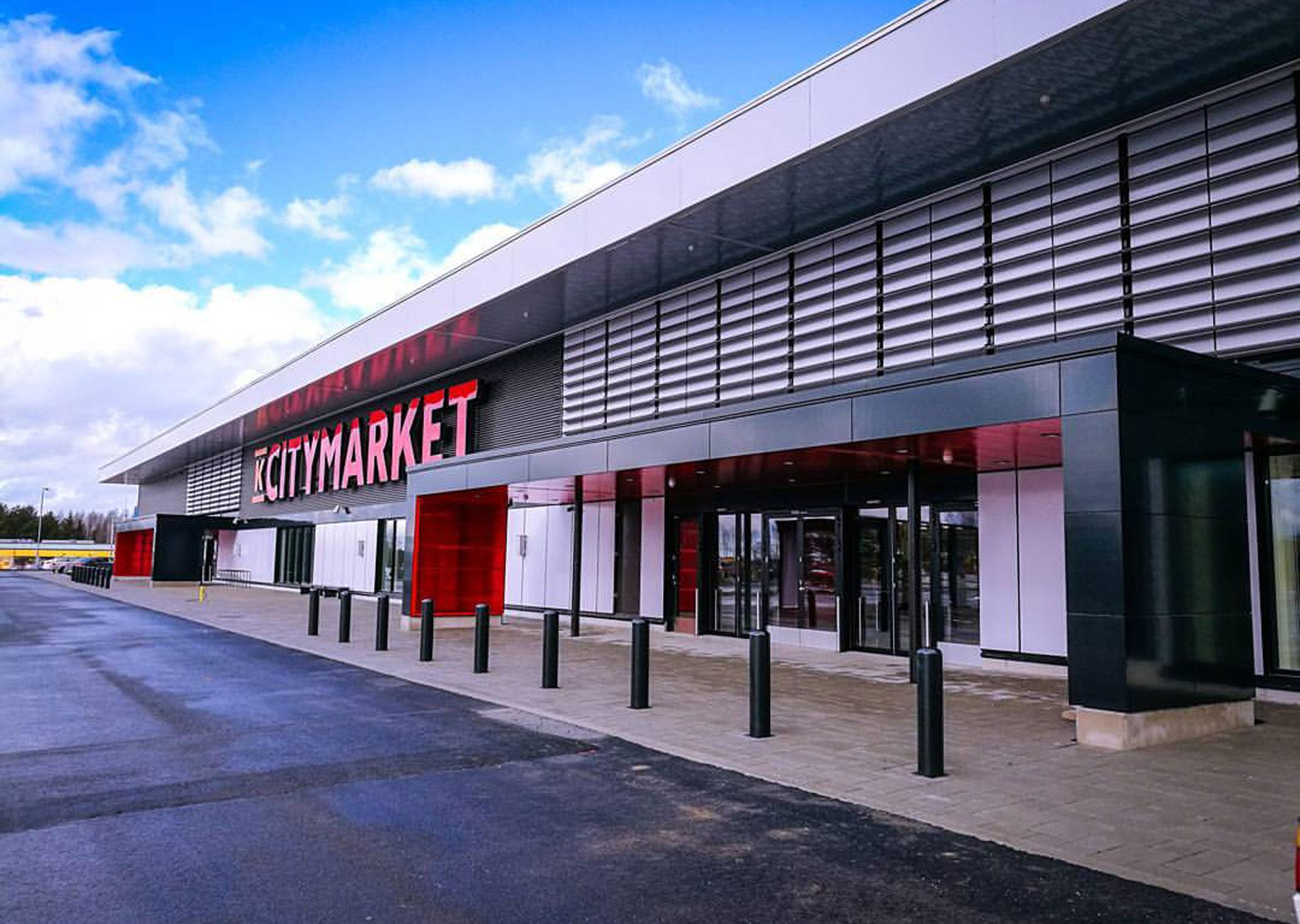 K-Citymarket-Sastamala